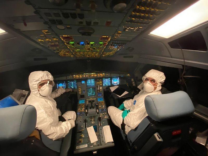 IΟι αεροπορικές οδηγίες (ΝΟΤΑΜS) που ισχύουν από 15 έως 30 Ιουνίου