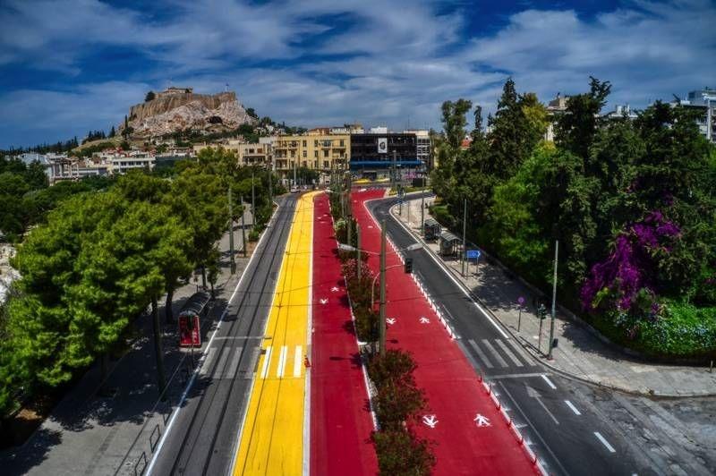 IΧρήσιμες οδηγίες για τη μετακίνηση με ΙΧ στο κέντρο της Αθήνας με το «Μεγάλο Περίπατο»