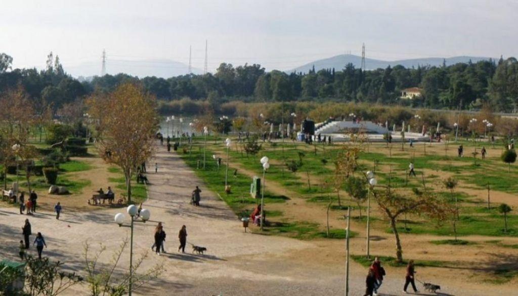 IΣτην περιφέρεια Αττικής περνάει από το ΥΠΕΝ, η διαχείριση του πάρκου «Αντώνης Τρίτσης»